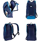 X-Sports Decathlon QUECHUA Kids Adults Outdoor Backpack Daypack Mini Small Bookbags10L (Dark Blue)
