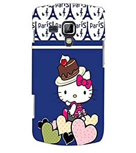 ColourCraft Cartoon Back Case Cover for SAMSUNG GALAXY S DUOS 2 S7582