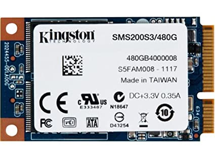Kingston (SMS200S3/480G) SSD 480GB Internal Hard Drive