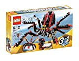 レゴ クリエイター スパイダー 4994