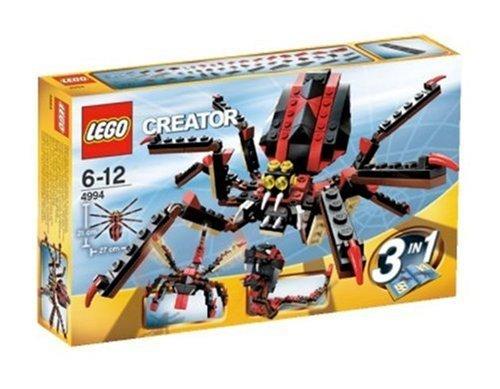 LEGO Creator 4994 - Gruselige Tiere