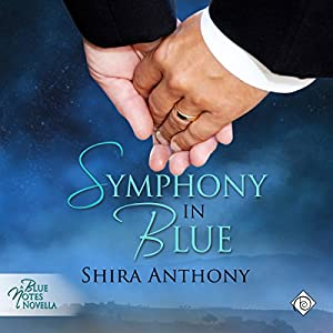 Symphony in Blue Audiobook