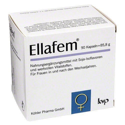Köhler Pharma GmbH Ellafem, 90 St by Köhler Pharma GmbH