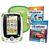 LeapFrog LeapPad Explorer Value Bundle - Green