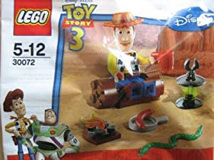 LEGO Toy Story (Set 30072): Woody's Camp Fire