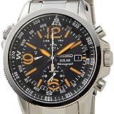 [並行輸入] セイコー SEIKO SOLAR クロノグラフ 腕時計 SSC077P1