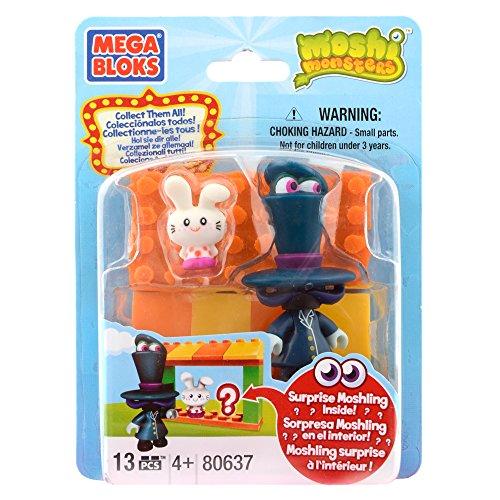 Mega Bloks Moshi Monsters - Moshling Zoo and Dr. Strangeglove (80637)
