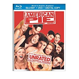 American Pie (Blu-ray/DVD Combo + Digital Copy)
