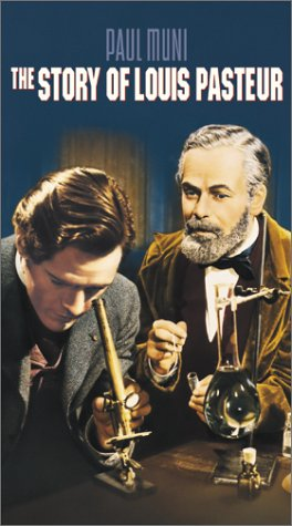 Story of Louis Pasteur [VHS]