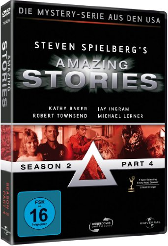 Amazing Stories Season 2 Part 4 (DVD)
