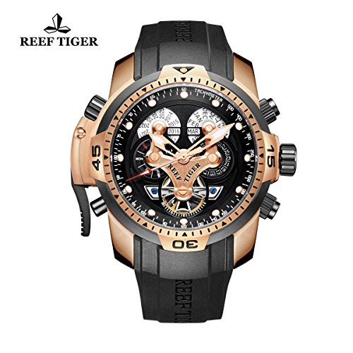 Sport Reef Tiger Watch