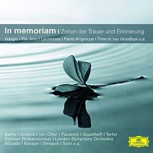 In memoriam - Zeiten der Trauer und Erinnerung(Classical Choice)