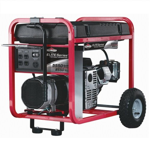 Portable Gas, Propane & Diesel Powered Generators