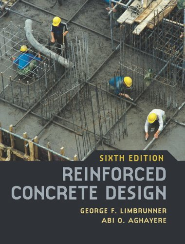 Reinforced Concrete Design (6th Edition) - Prentice Hall - 0131187678 - ISBN:0131187678