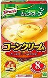 味の素 クノール カップスープ コーンクリーム 8袋入 140.8g×6個