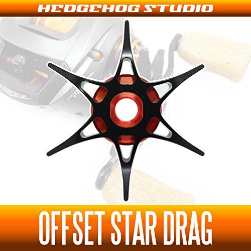 [HEDGEHOG STUDIO / Hedgehog Studio] offsetstardrug [for Daiwa] SD-STZ-SF red right hand drive (Z STEEZ/SS/TATULA/T3/ZILLION/TD-Z/RYOGA/DAIWA)