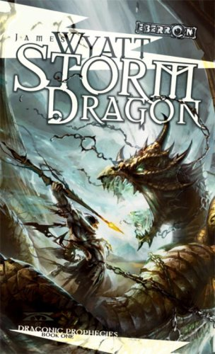 Storm Dragon: The Draconic Prophecies, Book 1 (Bk. 1)