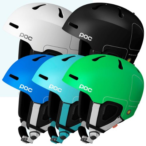 Amazon.com: POC 10460 Fornix Helmet, Strong Blue-XL-XXL/59-62