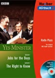 echange, troc Agatha Christie - Jobs for the Boys / The Right to Know. Lektnre und CD