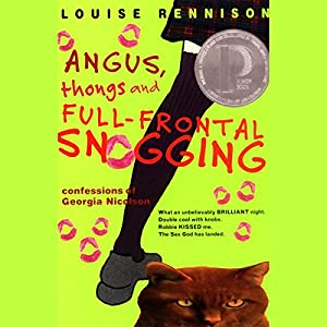 Angus, Thongs, and Full-Frontal Snogging Audiobook