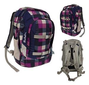 Ergobag satch Schulrucksack 48 cm Laptopfach Berry Carry