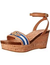 Tommy Hilfiger Women S Hesley Wedge Sandal