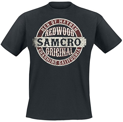 Sons of Anarchy - T-shirt - Uomo