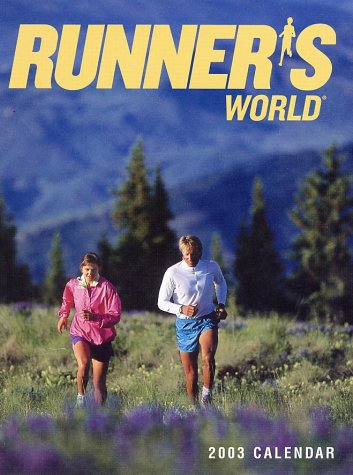 Runner\'s World 2003 Calendar