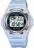CASIO (カシオ) 腕時計 Baby-G Reef タフソーラー 電波時計 MULTIBAND5 BGR-3001-2JF