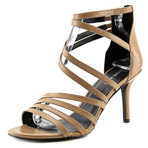 Nine West Guana Women Leather Sandals