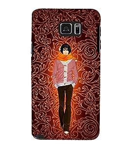 Music Male Fashion Cute Fashion 3D Hard Polycarbonate Designer Back Case Cover for Samsung Galaxy Note5 :: Samsung Galaxy Note5 N920G :: Samsung Galaxy Note5 N920T N920A N920I