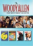 Woody Allen Four Movie Comedy Collection (Anything Else / The Curse Of The Jade Scorpion / Hollywood Ending / Small Time Crooks)