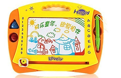 Topwon-Toddlers-Color-Magnetic-Drawing-Doodle-Board-Painting-Toy-Gift