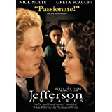 Jefferson in Paris [Import USA Zone 1]par Nick Nolte