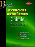 Chimie 1�re ann�e PCSI Exercices et Probl�mes