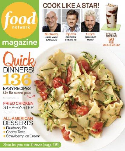 Food Network Magazine (1-year)