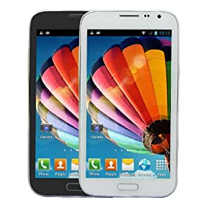"""I9220(N9000) 5.0"""" Capacitive Android 4.0 Dual SIM Smart Phone With 8GB ROM (Black)"""