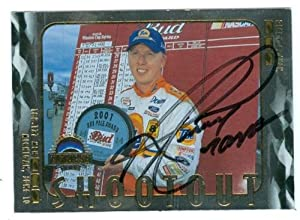 Ricky Craven autographed Trading Card (Auto Racing) 2002 Press Pass Eclipse #S48
