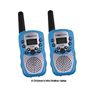 Zomei T388 2Pcs Mini Walkie Talkie 3-…