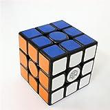 GoodPlay Gans III Gan357 Ganspuzzle 3x3 Speedcube Puzzle Black(+a Cube Tripod)