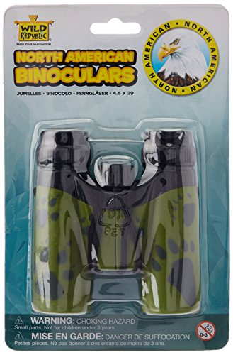 Wild Republic Binoculars - North American