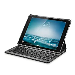 Anker® Folio Bluetooth Keyboard Case for iPad Air with Handheld and Handsfree Viewing Modes and Auto Sleep / Wake (Not compatible with iPad Air 2)