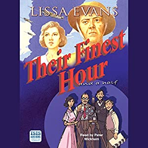 Their Finest Hour and a Half Audiobook