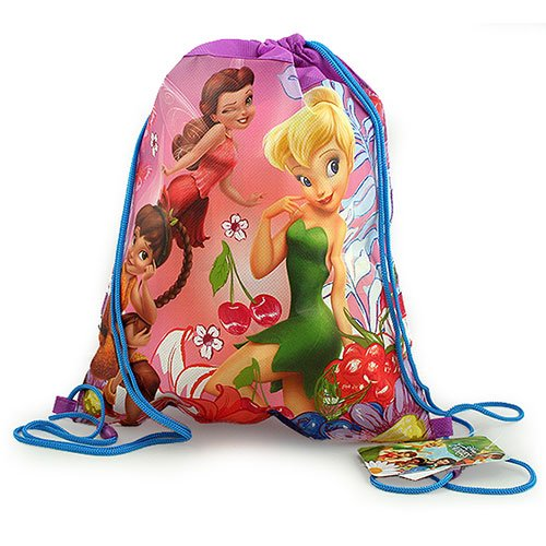 Disney Fairies Non-Woven Sling Bag [2-Pack] - 1