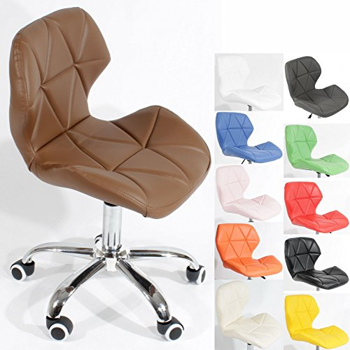 charles-jacobs-dining-office-chair-with-chrome-legs-with-wheels-and-lift-new-premium-cushioned-desig