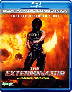 The Exterminator (Unrated Director's Cut) (Blu-ray/DVD Combo)