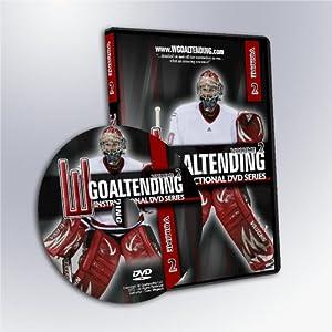 W Goaltending W Goaltending DVD Series Volume 2 by W Goaltending