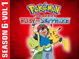 Pok�mon the Series: Ruby & Saphire (Vol. 1)