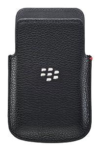 BlackBerry ACC-54681-201 Q5 Leather Pocket Case schwarz