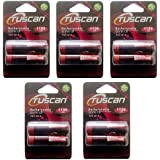 Tuscan 5 Packs Of 10 Pieces 1100mah AA 1.2V, Rechargeable Ni-Mh Batteries 1100 MAh AA Size